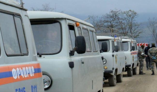Photo of В Джракане продолжаются поиски останков погибших военнослужащих