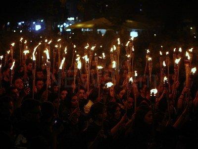 Photo of Դաշնակցություն. Քաղաքական ուժերը կարող են միանալ ջահերով երթին