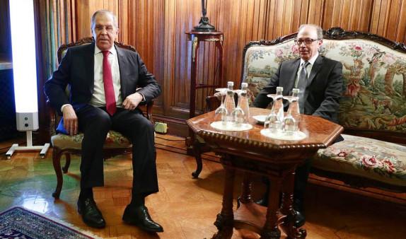 Photo of Главы МИД Армении и России обсудили ситуацию в Карабахе