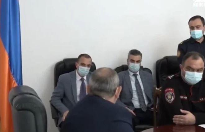 Photo of Пашинян потребовал жестко наказать выступивших против него организаторов акции в Сюнике