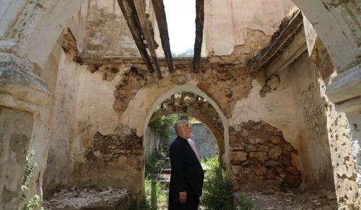 Photo of Արամ Ա-ն դատապարտում է Կիպրոսի Մակար վանքում թուրքերի կողմից կատարած հակակրոնական դեպքը