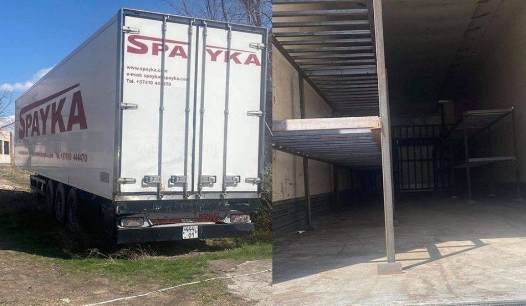 Photo of «Սպայկայի» սառնարան-մեքենաների կողքին խնկամաններ են դրված․ Նաիրա Զոհրաբյան
