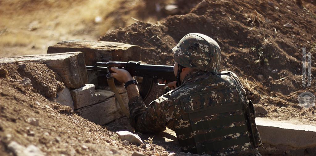 Photo of На армяно-азербайджанской границе пограничных происшествий не зафиксировано