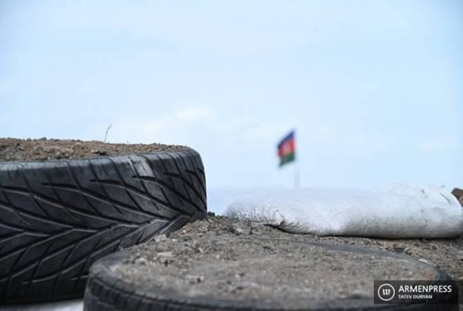 Photo of Азербайджанцы в направлении села Нор-Газанчи Мартакерта отступил на исходные позиции
