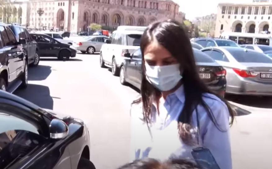 Photo of Ես մեկնաբանություն չունեմ․ Մանե Գևորգյանը՝ գերիների վերադարձի տեղեկության կեղծ լինելու մասին
