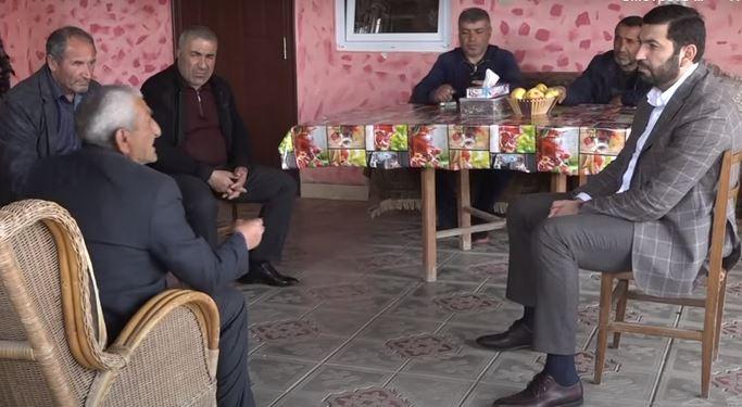 Photo of Ռուստամ Բաքոյանն այցելել է Նորաշեն, ծանոթացել բնակիչներին հուզող հարցերին