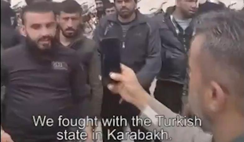 Photo of Արցախի դեմ պատերազմում ներգրավված ահաբեկիչներին չեն վճարել, նրանք սովի են մատնվել. նոր բացահայտում