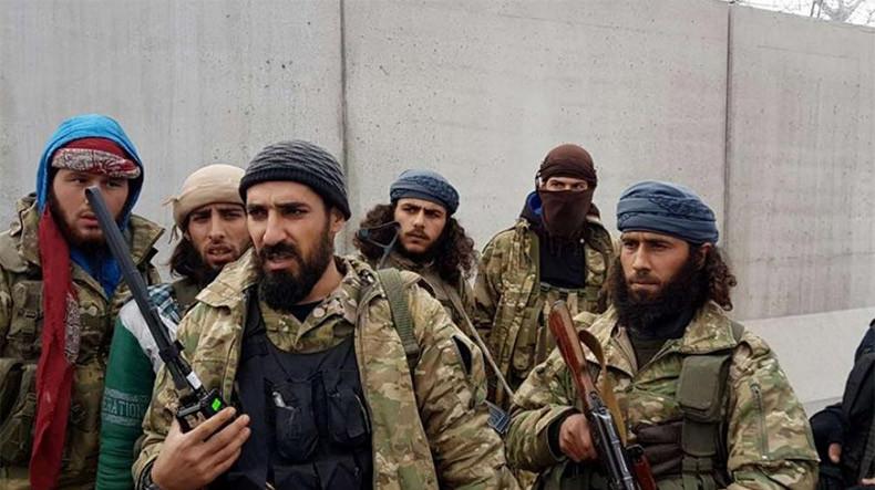 Photo of Թուրքիայի հետախությունը հրահանգել է պատրաստվել՝ ջիհադիստներին Դոնբաս ուղարկելուն․ Pentapostagma
