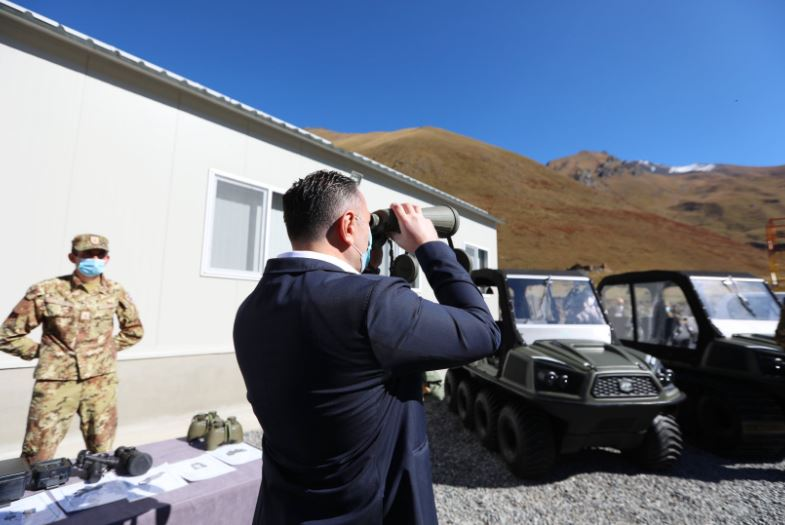 Photo of Ոստիկանական լրացուցիչ ուժերը կմնան Դմանիսիում, թեեւ ադրբեջանցիներն ու վրացի-սվանները հաշտվել են
