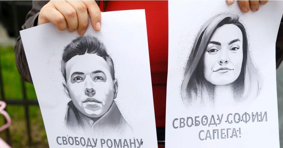 Photo of Более 20 стран потребовали освободить Протасевича и других журналистов