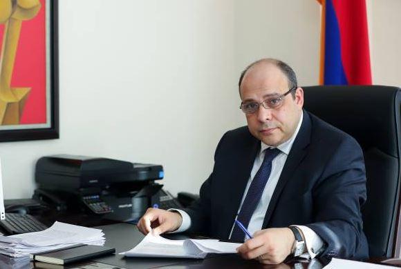 Photo of Замминистра иностранных дел Армении Гагик Галачян подал прошение об отставке