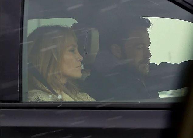 Photo of Слухи подтвердились: Дженнифер Лопес и Бен Аффлек снова вместе