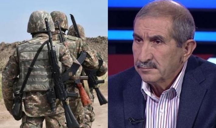 Photo of «Опорные пункты были так далеко друг от друга, что азербайджанцы прошли, и никто не видел … рядом с ребятами должно было быть 20-30 человек». Бывший замминистра обороны РА Г. Мелконян