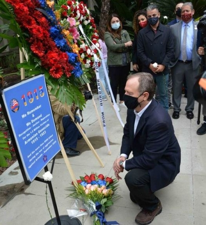 Photo of Ադամ Շիֆ. Ես կշարունակեմ լինել հայ համայնքի կողքին