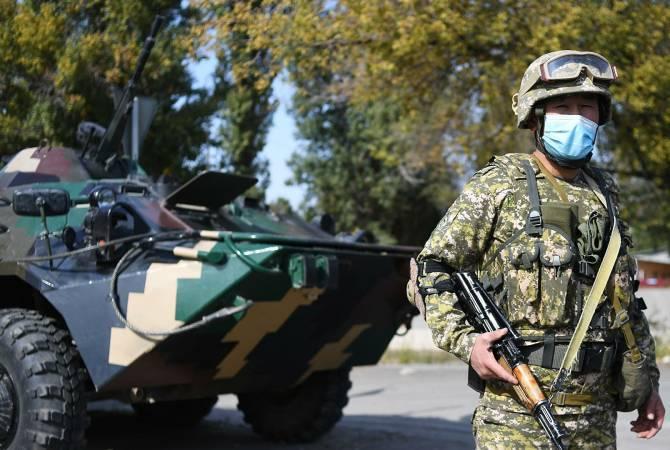 Photo of Ղրղզստանն ու Տաջիկստանը պայմանավորվել են կրակի լիակատար դադարեցման շուրջ