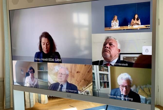 Photo of Анн Линде обсудила с представителями ОБСЕ форматы урегулирования конфликтов, в том числе в Арцахе