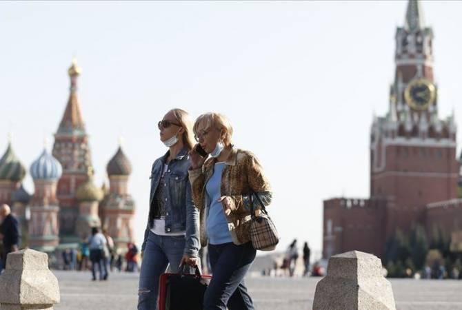 Photo of За день в России подтверждено 8329 новых случаев коронавируса