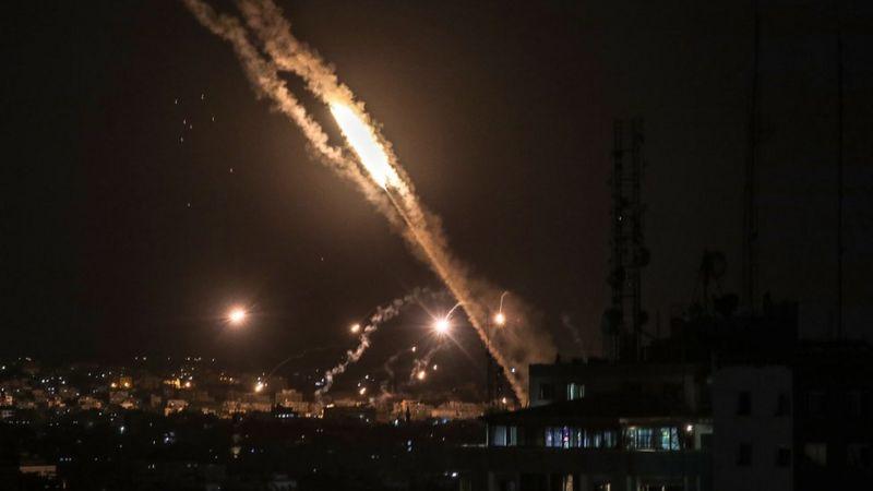 Photo of Конфликт на Ближнем Востоке: армия Израиля наращивает удары по целям в Газе