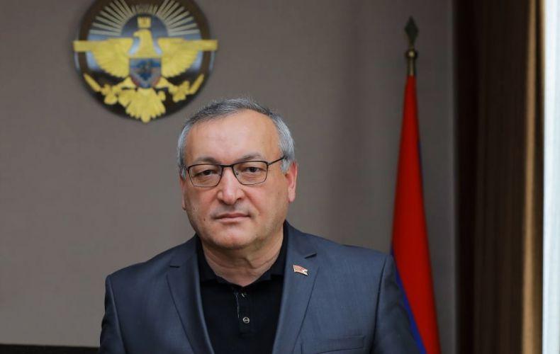 Photo of Арцах не может быть в каком-либо подчинении Азербайджана