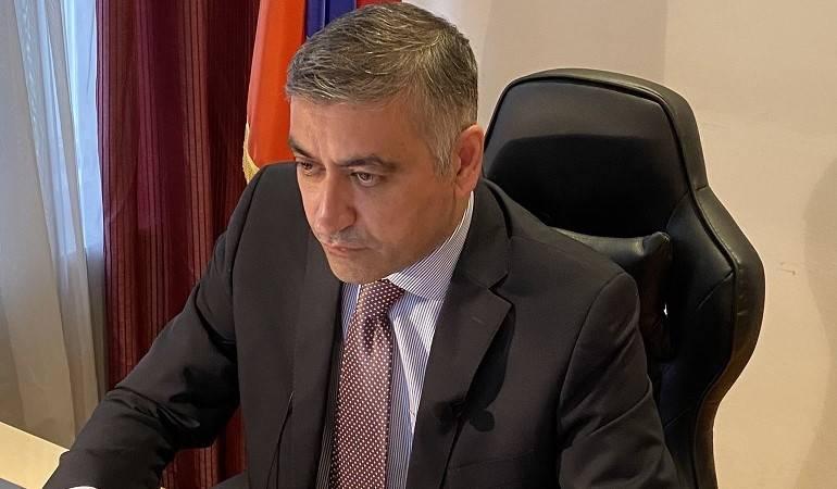 Photo of Посол Папикян поднял вопрос вторжения Азербайджаном на территорию Армении на заседании Постоянного совета ОБСЕ