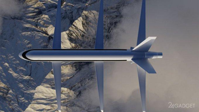 Photo of Самолет SE200 с тремя парами крыльев приведет к революционным изменениям в пассажирских авиаперевозках