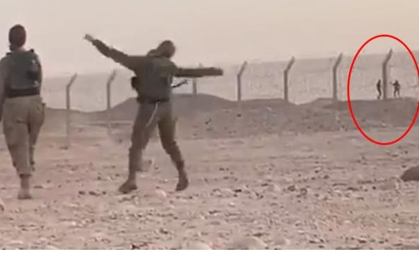 Photo of Սահմանին իսրայելցի կին զինվորականների եւ եգիպտացի զինծառայողների պարելու տեսանյութը մեծ տարածում է գտել