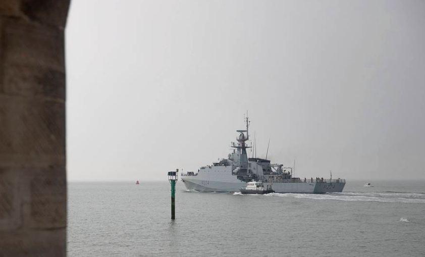 Photo of Սևծովյան նավատորմը հետեւում է Սեւ ծով մուտք գործած բրիտանական նավին