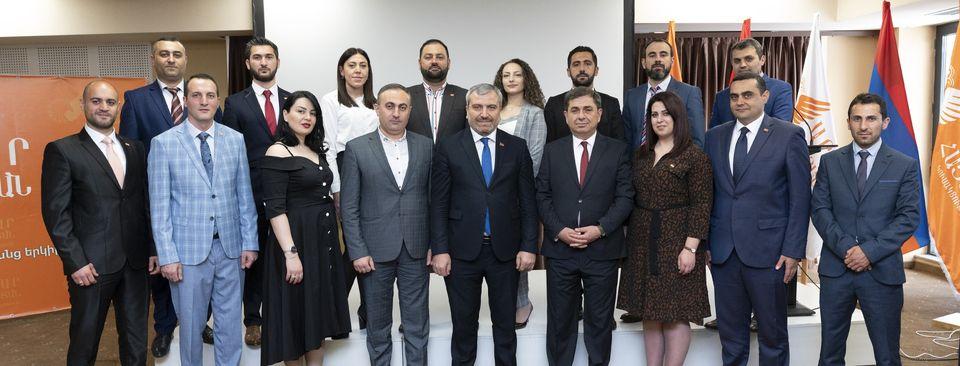 Photo of «Արդար Հայաստան» կուսակցության կառավարման խորհուրդը որոշում է ընդունել մասնակցել արտահերթ խորհրդարանական ընտրություններին