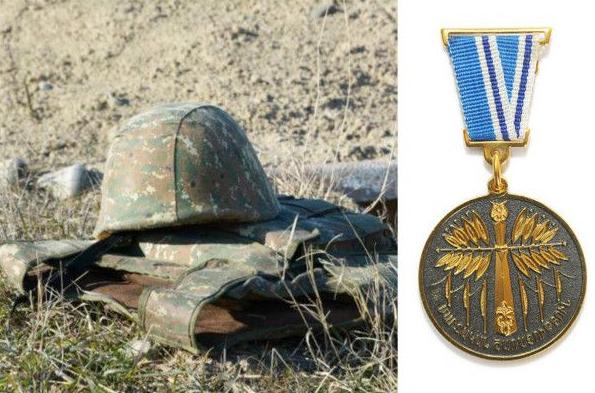 Photo of Վայոց ձոր մարզի երեք զինծառայող ևս հետմահու պարգևատրվել է «Մարտական ծառայություն» մեդալով