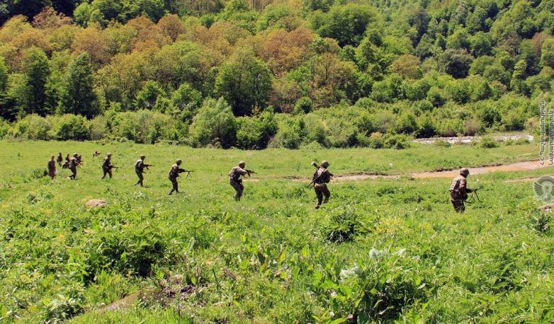 Photo of В Армении состоялись демонстрационные ротные тактические учения военнослужащих