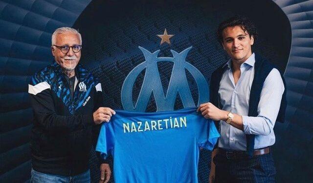 Photo of Մանուել Նազարեթյանը պրոֆեսիոնալ պայմանագիր կնքեց Մարսելի Օլիմպիկի հետ
