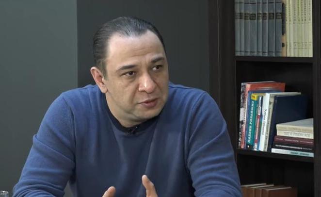 Photo of Тот, кто освободил Арцах, не ведет дебаты с теми, кто продал Арцах. Экс-президент Всеармянского фонда «Армения» Ара Варданян