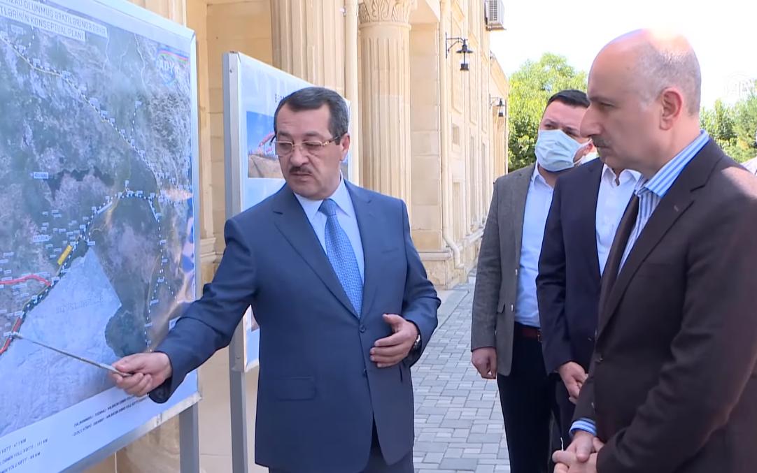 Photo of Ադրբեջանցիներն ու թուրքերն արդեն սկսել են միջանցքի կառուցման աշխատանքները, եւ գիտե՞ք ինչպես են կոչելու ճանապարհը
