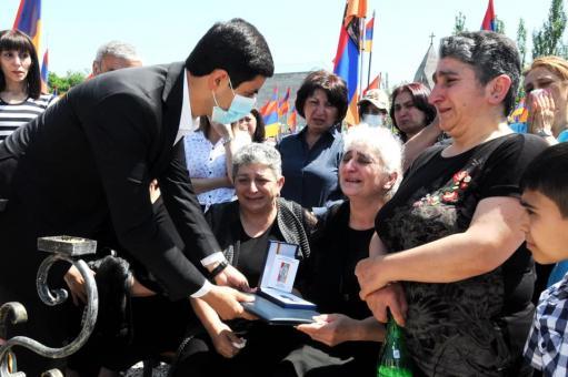 Photo of Հերոս Վարուժան Մատոսյանն այսօր կդառնար 36 տարեկան. նա հետմահու պարգևատրվել է