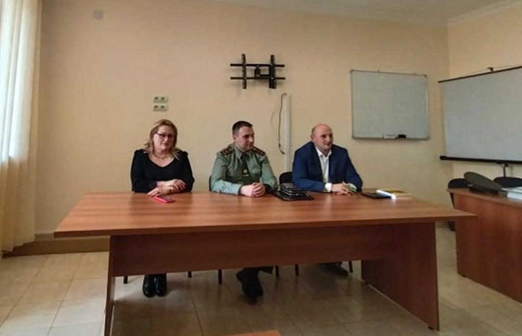 Photo of Սեմինար-դասընթաց ՊՆ ռազմական ոստիկանության անձնակազմի համար