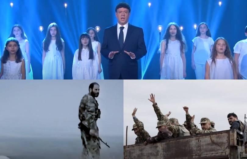 Photo of Ամերիկացի երգիչ Դանիել Դեքերը հայերենով ներկայացրել է «Իմ Արցախ» երգը՝ այն նվիրելով Արցախի հերոսներին