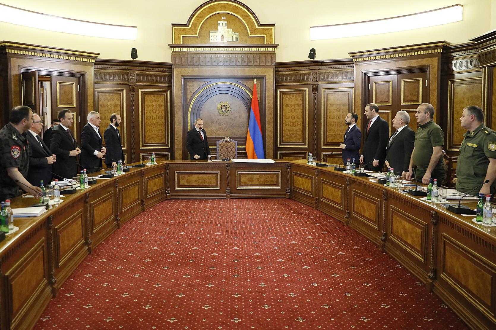 Photo of Состоялось заседание Совета безопасности