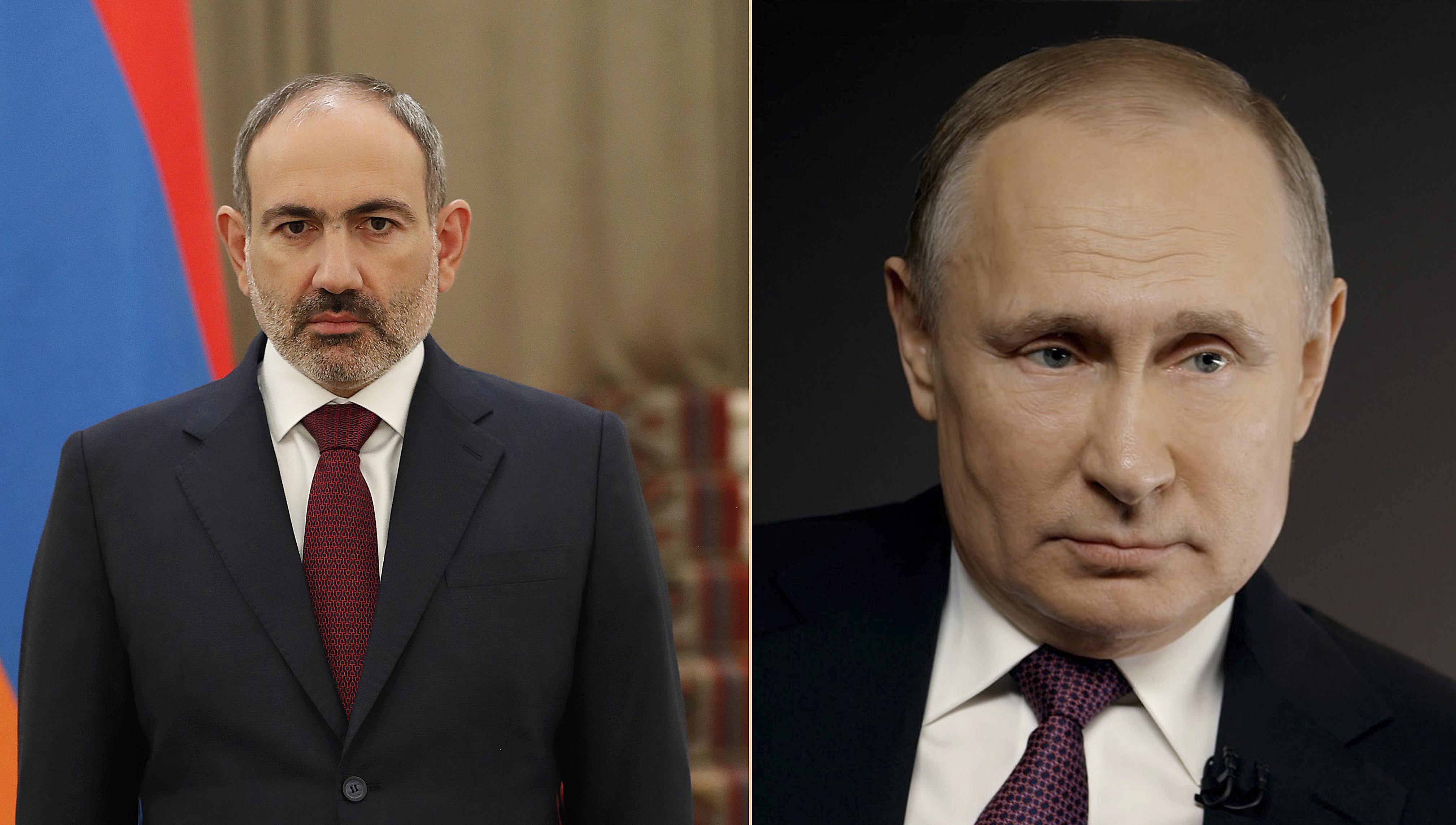 Photo of Пашинян и Путин сошлись во мнении вокруг методики разрешения ситуации на армяно- азербайджанской границе