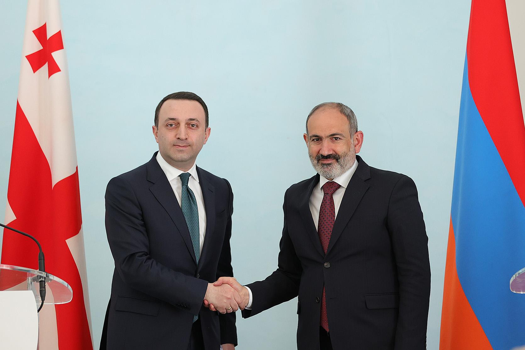 Photo of Никол Пашинян направил премьер-министру Грузии поздравительное послание