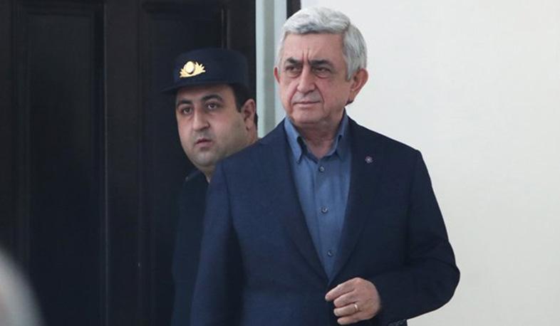 Photo of Դատարանը մերժել է Սերժ Սարգսյանի պաշտպանի միջնորդությունը