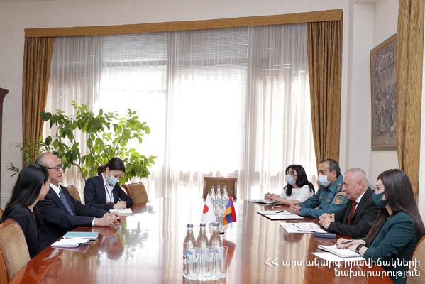 Photo of Ճապոնիան պատրաստ է ընդլայնել Հայաստանի հետ համագործակցության շրջանակը