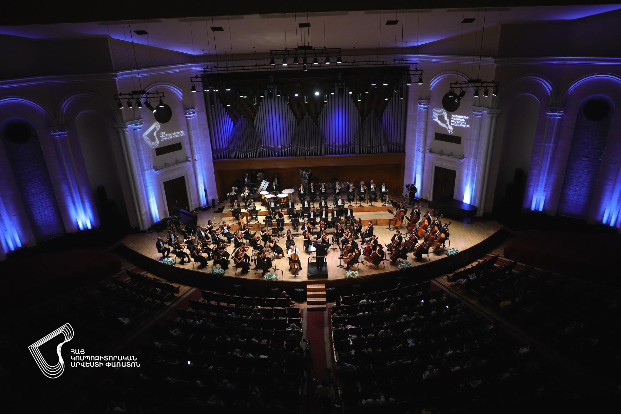 Photo of Ռուբեն Ասատրյան. «Հայ կոմպոզիտորների ստեղծագործությունները կատարելը հայրենասիրության դրսևորում է»