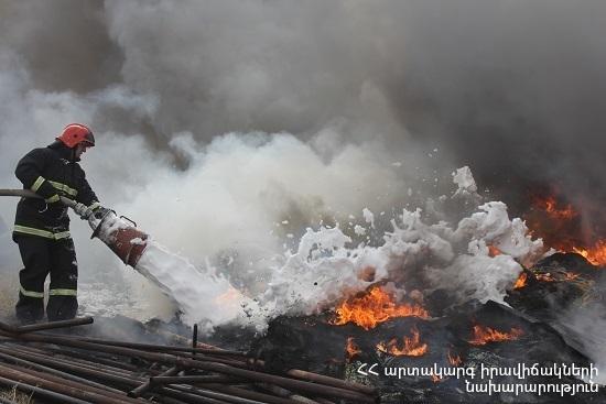 Photo of Հրշեջ-փրկարարները մարել են ՀՀ տարբեր շրջաններում բռնկված հրդեհները