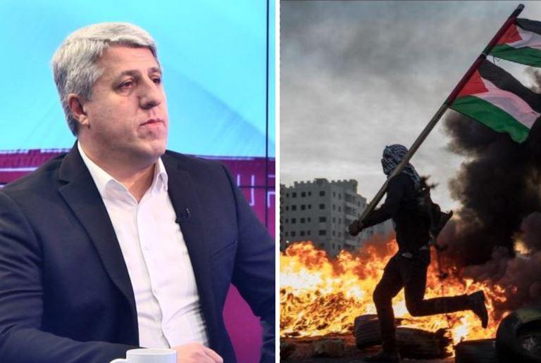 Photo of «Բաքվի բռնապետը պետք է կողմնորոշվի՝ արդյո՞ք Իսրայելի դաշնակիցն է, թե՞ իսլամական համերաշխության շրջանակներում աջակցում է պաղեստինյան դիմադրության շարժմանը»