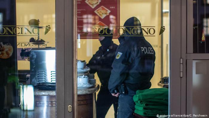 Photo of В Германии и Италии прошли обыски по делу против итальянской мафии