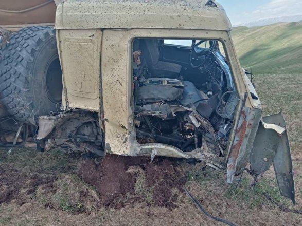 Ադրբեջանական ԶՈւ բեռնատարը պայթել է ականի վրա. թշնամին կորուստներ է կրել, վիրավորներ ունեն. դա՞ է պատճառը իրավիճակի սրման.Ադրբեջանական լրատվամիջոցներ