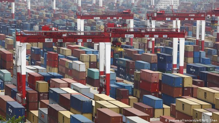 Photo of Внешняя торговля Китая в апреле возросла на 37 процентов