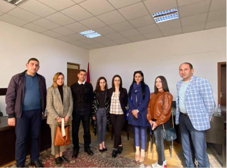 Photo of Во время встреч мы предлагаем гражданам «поменяться местами». Депутаты «Моего шага» побывали в Гюмри