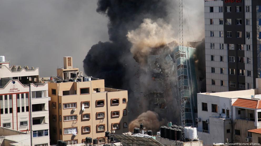 Photo of В армии Израиля рассказали DW о цели авиаудара, от которого погибли дети