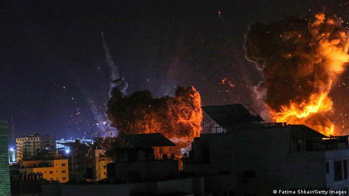 Photo of Байден призвал Израиль к деэскалации кризиса в секторе Газа
